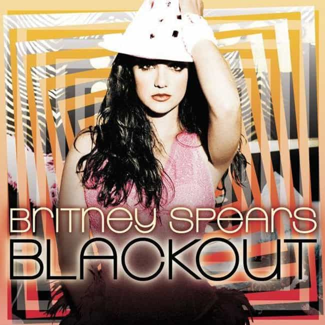 Blackout is listed (or ranked) 2 on the list The Best Britney Spears Albums of All Time