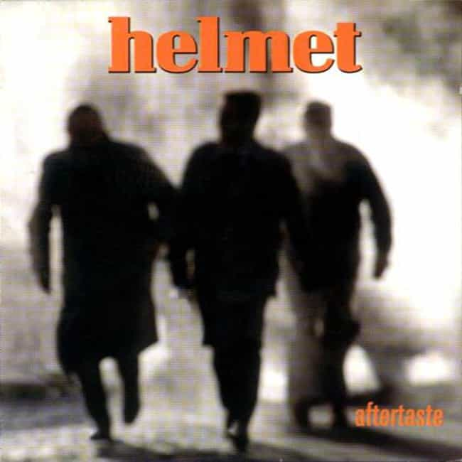 Aftertaste is listed (or ranked) 4 on the list The Best Helmet Albums of All Time