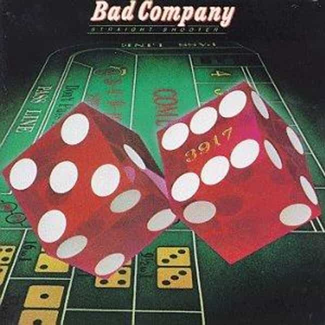 Straight Shooter is listed (or ranked) 2 on the list The Best Bad Company Albums of All Time
