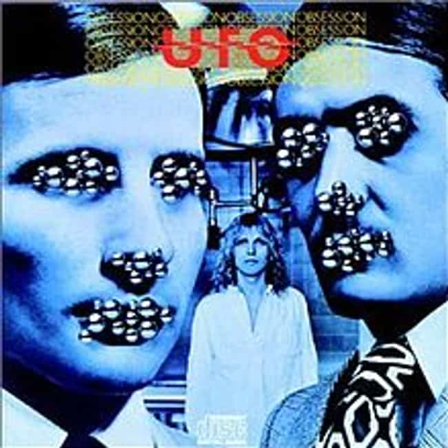 Obsession is listed (or ranked) 3 on the list The Best UFO Albums of All Time