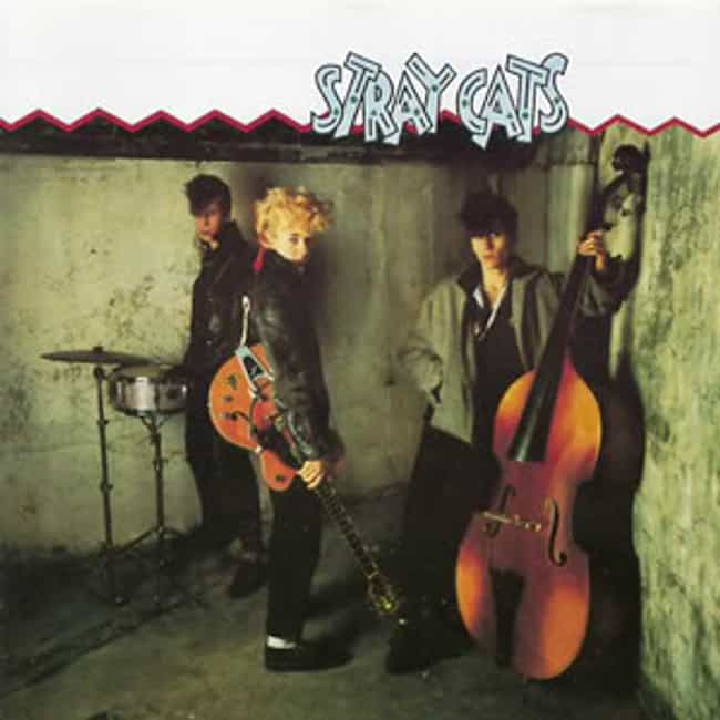 Stray Cats is listed (or ranked) 3 on the list The Best Stray Cats Albums of All Time