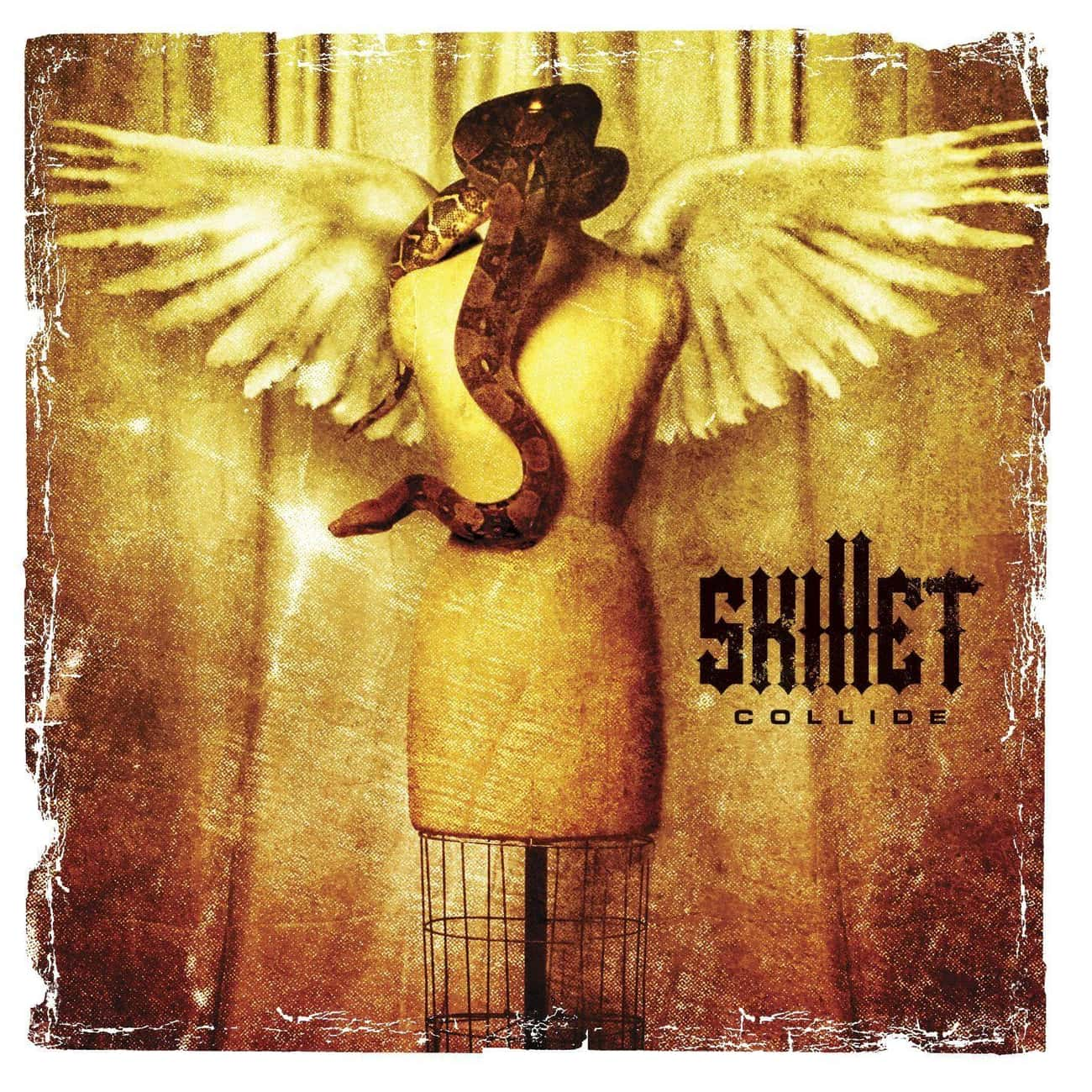Collide is listed (or ranked) 4 on the list The Best Skillet Albums of All Time