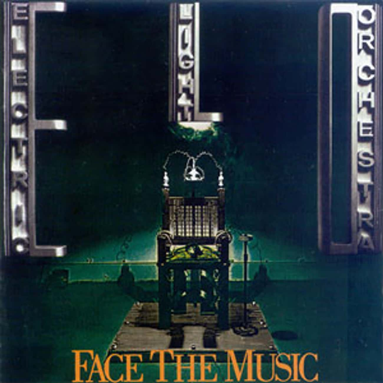Face the Music is listed (or ranked) 3 on the list The Best Electric Light Orchestra Albums of All Time