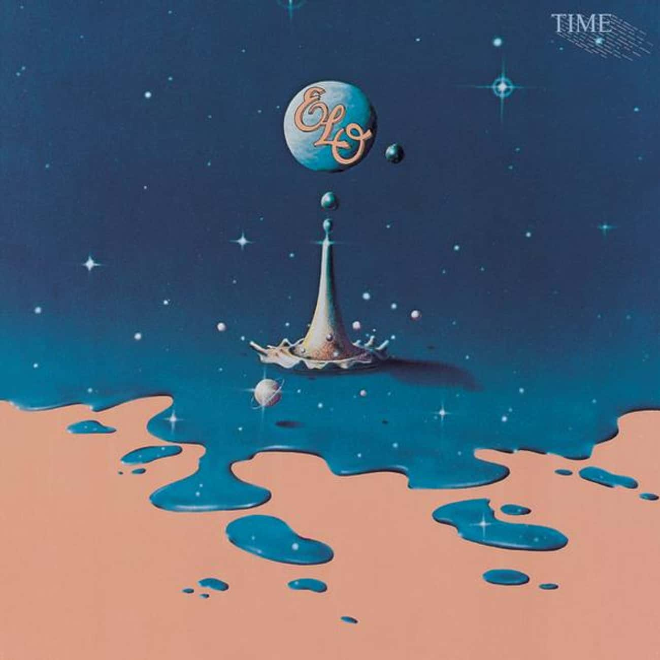 Time is listed (or ranked) 4 on the list The Best Electric Light Orchestra Albums of All Time