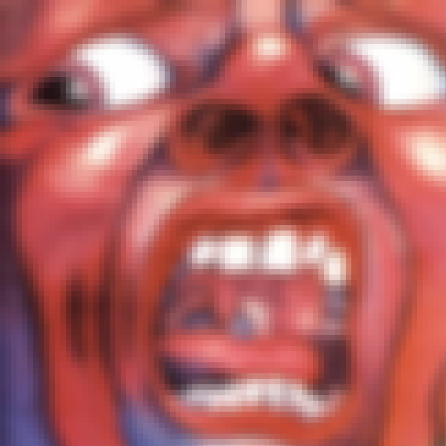 In the Court of the Crimson Ki... is listed (or ranked) 2 on the list The Best King Crimson Albums of All Time