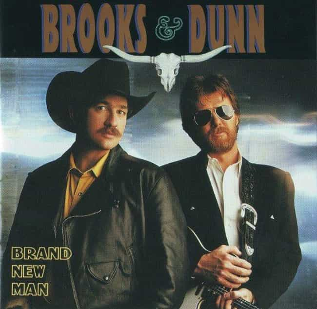 Brand New Man is listed (or ranked) 3 on the list The Best Brooks & Dunn Albums, Ranked