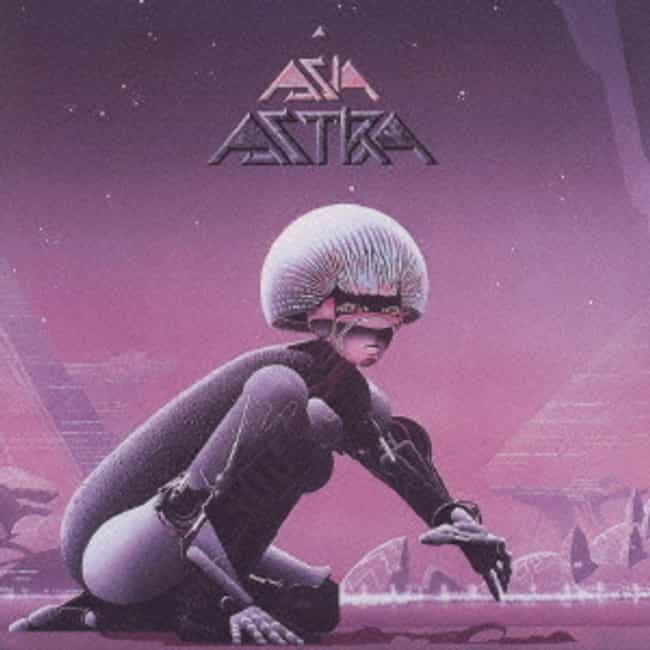 Astra is listed (or ranked) 3 on the list The Best Asia Albums of All Time