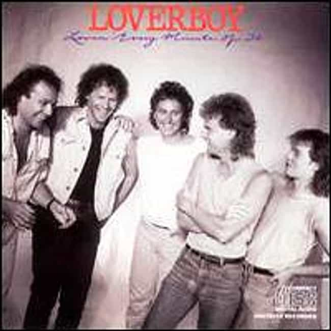 Lovin' Every Minute of It is listed (or ranked) 3 on the list The Best Loverboy Albums of All Time