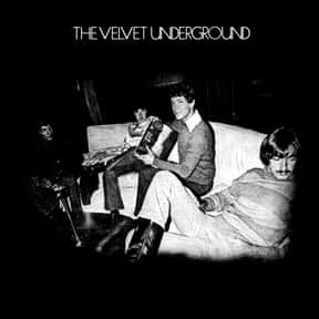 The Velvet Underground is listed (or ranked) 12 on the list The Greatest Albums of All-Time