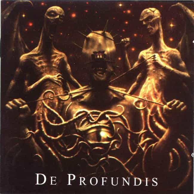 De profundis is listed (or ranked) 1 on the list The Best Vader Albums of All Time