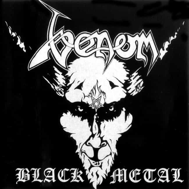 Black Metal is listed (or ranked) 2 on the list The Best Venom Albums of All Time