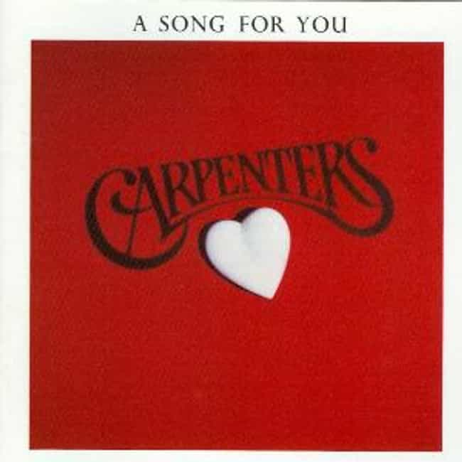 A Song for You is listed (or ranked) 1 on the list The Best Carpenters Albums of All Time