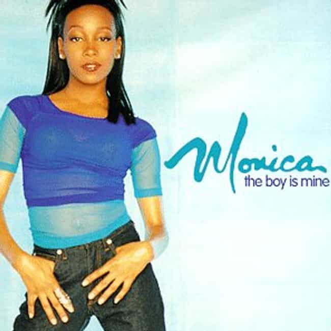 The Boy Is Mine is listed (or ranked) 2 on the list The Best Monica Albums of All Time