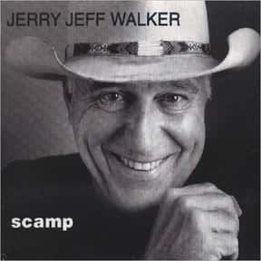 Scamp is listed (or ranked) 22 on the list The Best Jerry Jeff Walker Albums of All Time