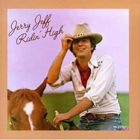 Ridin' High is listed (or ranked) 1 on the list The Best Jerry Jeff Walker Albums of All Time