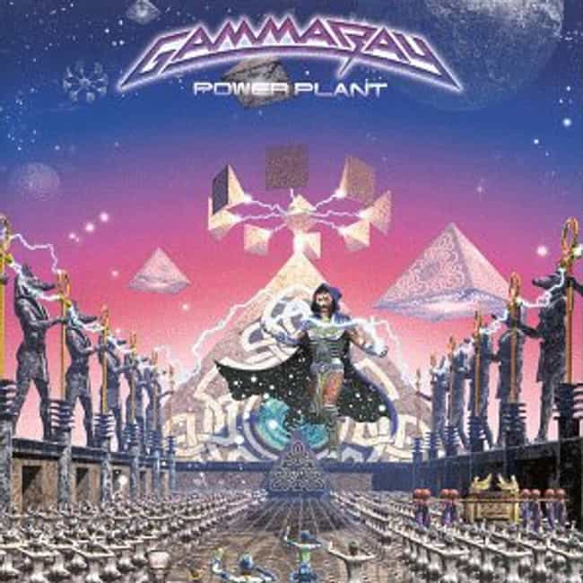 Powerplant is listed (or ranked) 3 on the list The Best Gamma Ray Albums of All Time