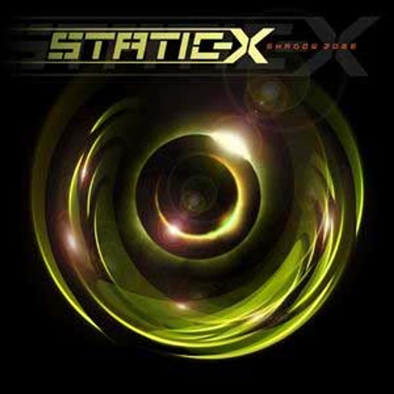 Shadow Zone is listed (or ranked) 3 on the list The Best Static-X Albums of All Time