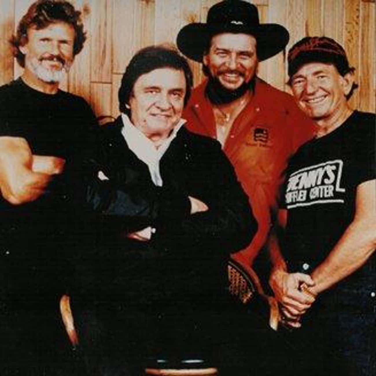 The Highwaymen is listed (or ranked) 3 on the list The Best Supergroups Ever Made