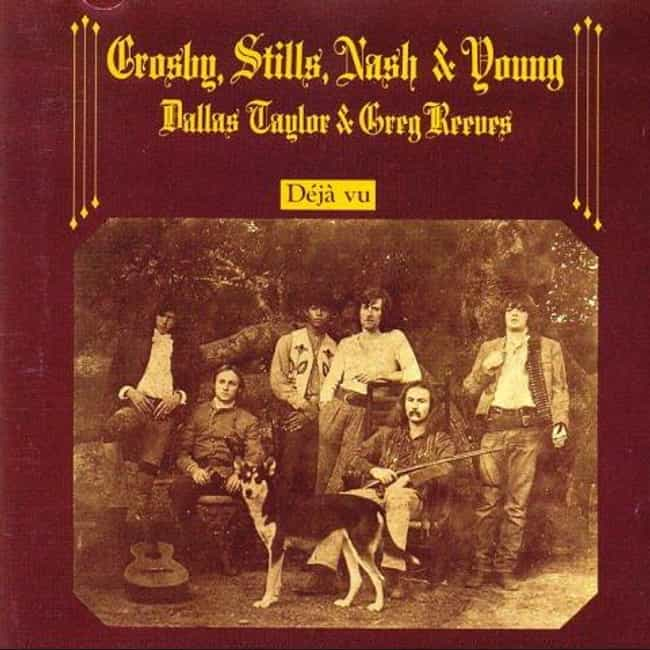 Déjà vu is listed (or ranked) 1 on the list Crosby, Stills & Nash Albums, Discography