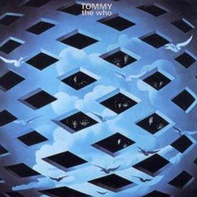 Tommy is listed (or ranked) 3 on the list The Best Who Albums of All Time