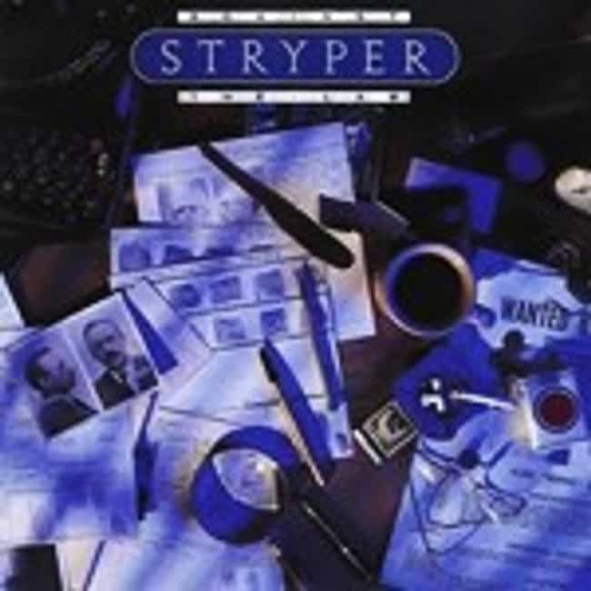 Against the Law is listed (or ranked) 3 on the list The Best Stryper Albums of All Time