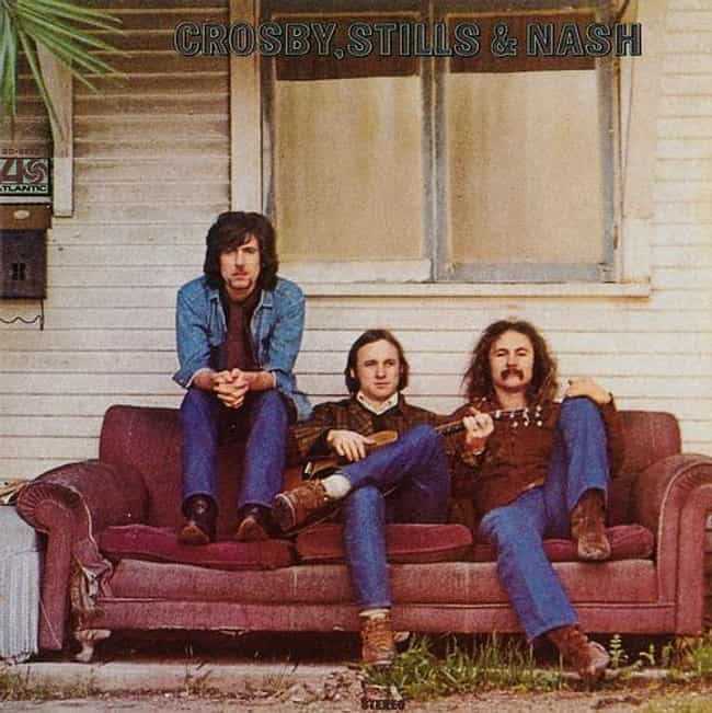 Crosby, Stills & Nas... is listed (or ranked) 2 on the list Crosby, Stills & Nash Albums, Discography