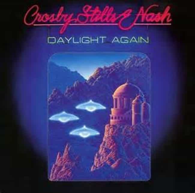 Daylight Again is listed (or ranked) 3 on the list Crosby, Stills & Nash Albums, Discography