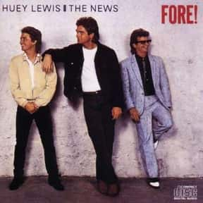 Fore! is listed (or ranked) 12 on the list Billboard #1 U.S.  Albums in 1986