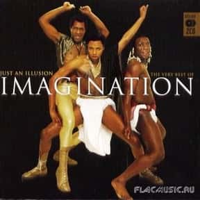 Imagination is listed (or ranked) 21 on the list The Best Electro Bands/Artists