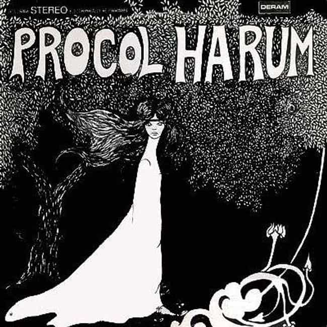 Procol Harum is listed (or ranked) 3 on the list The Best Procol Harum Albums of All Time