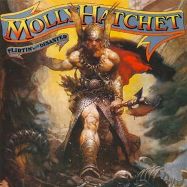 Flirtin' With Disaster is listed (or ranked) 2 on the list The Best Molly Hatchet Albums of All Time