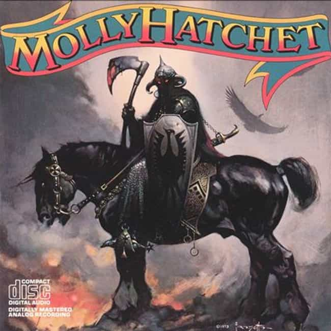 Molly Hatchet is listed (or ranked) 1 on the list The Best Molly Hatchet Albums of All Time