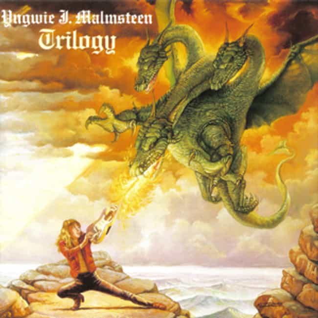 Trilogy is listed (or ranked) 1 on the list The Best Yngwie J. Malmsteen Albums of All Time