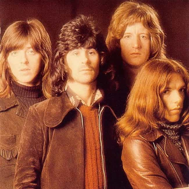 Straight Up is listed (or ranked) 1 on the list The Best Badfinger Albums of All Time