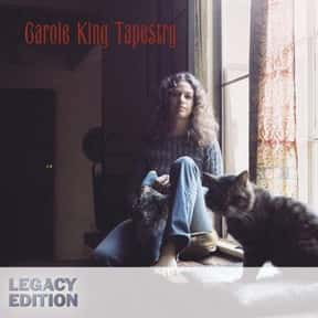 Tapestry is listed (or ranked) 1 on the list The Best Carole King Albums of All Time