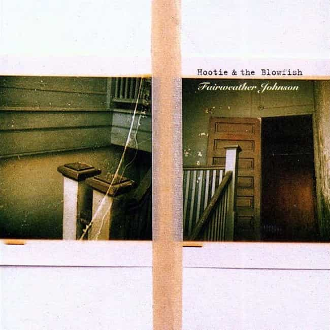 Fairweather Johnson is listed (or ranked) 2 on the list The Best Hootie & The Blowfish Albums of All-Time