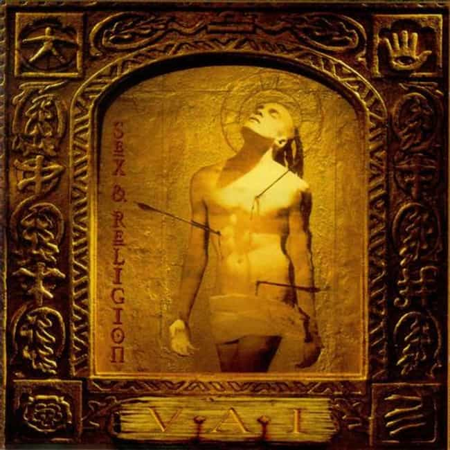 Sex and Religion is listed (or ranked) 4 on the list The Best Steve Vai Albums of All Time