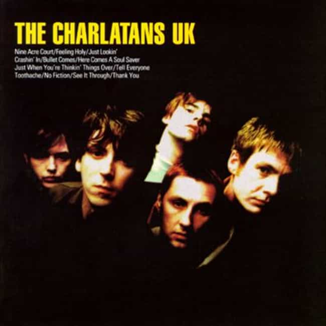 The Charlatans is listed (or ranked) 1 on the list The Best Charlatans Albums of All Time