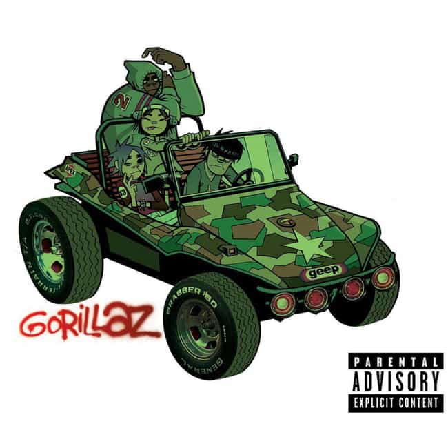 Gorillaz is listed (or ranked) 3 on the list The Best Gorillaz Albums, Ranked