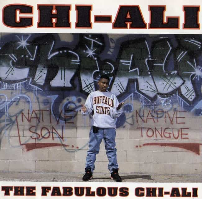 Chi-Ali is listed (or ranked) 8 on the list 15 Rappers Who Have Killed People