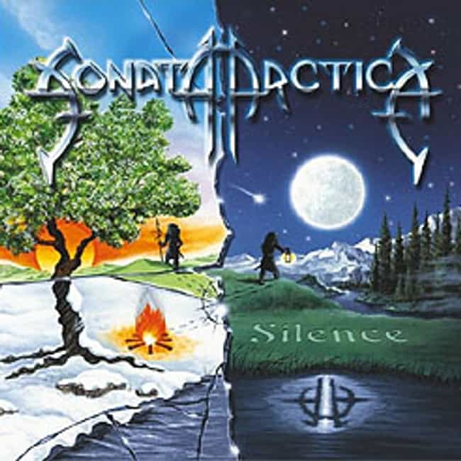 Silence is listed (or ranked) 3 on the list The Best Sonata Arctica Albums of All Time