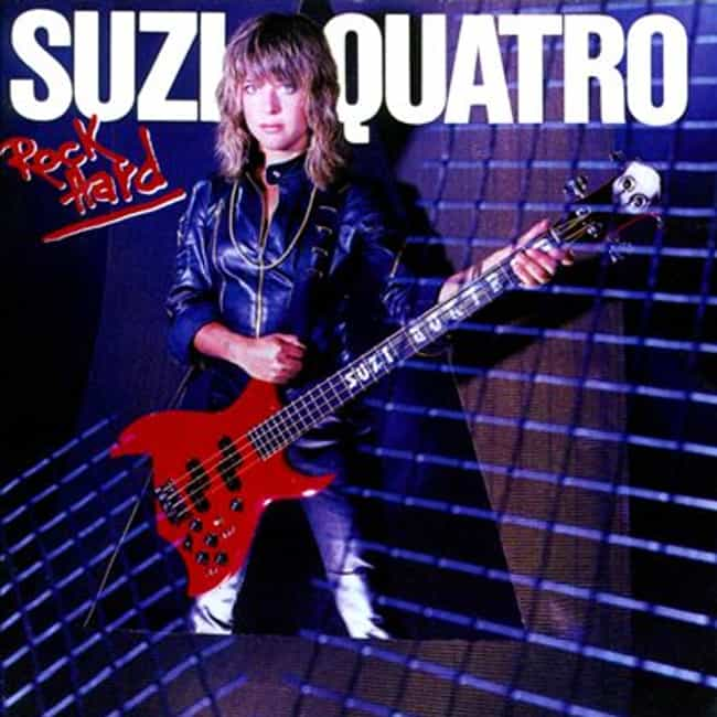 Rock Hard is listed (or ranked) 3 on the list The Best Suzi Quatro Albums of All Time