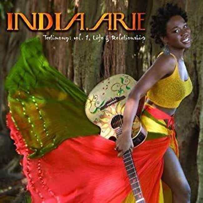 Testimony: Vol. 1, Life & Rela... is listed (or ranked) 3 on the list The Best India.Arie Albums of All Time