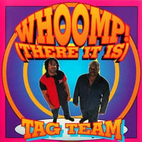 Tag Team is listed (or ranked) 17 on the list The Best Miami Bass Groups/Artists