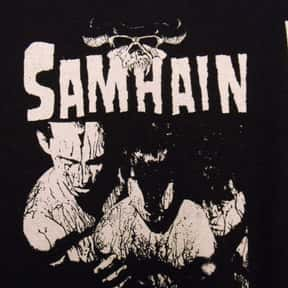 Samhain is listed (or ranked) 2 on the list The Best Horror Punk Bands
