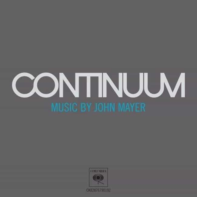 Continuum is listed (or ranked) 1 on the list The Best John Mayer Albums of All Time