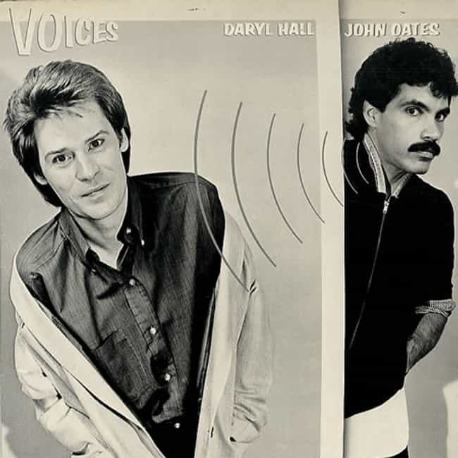Voices is listed (or ranked) 3 on the list The Best Hall & Oates Albums of All Time