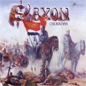 Crusader is listed (or ranked) 10 on the list The Best Saxon Albums of All Time