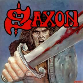 Saxon is listed (or ranked) 15 on the list The Best Saxon Albums of All Time