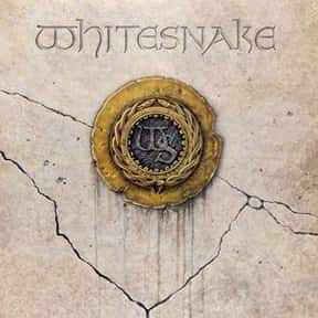 Whitesnake is listed (or ranked) 21 on the list The Best Self-Titled Albums